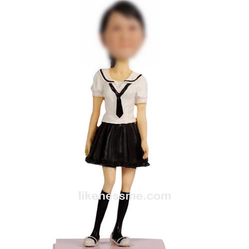 bobble head doll of Student