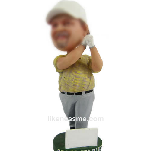 golf bobblehead doll