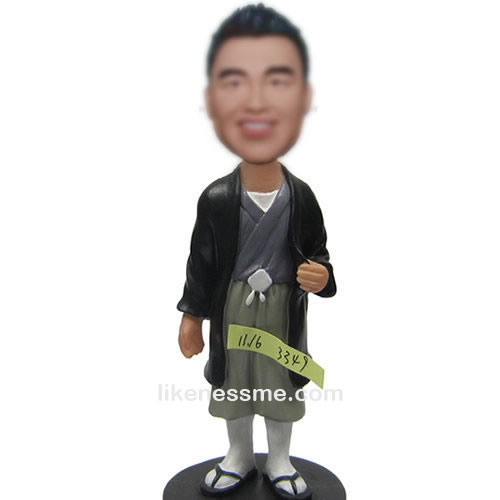 Japanese apparel bobbleheads