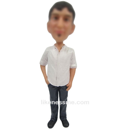 professional Customized bobblehead casual