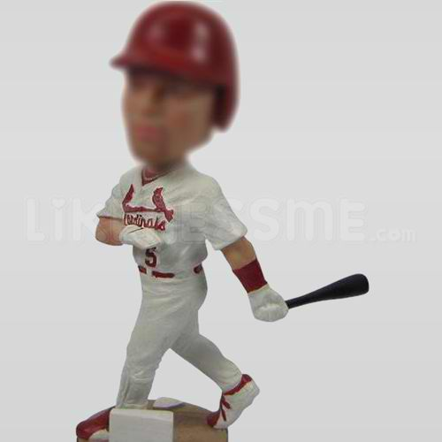 professional Baseball athletes bobble heads